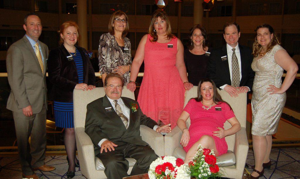 CMA Award-Winning Marketing Firm Team